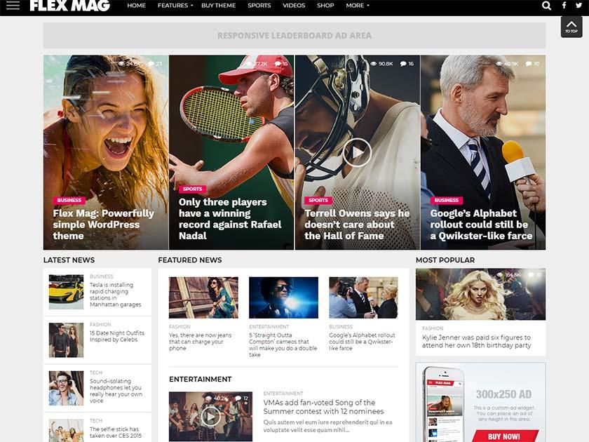 flex-mag-premium-wordpress-magazine-theme