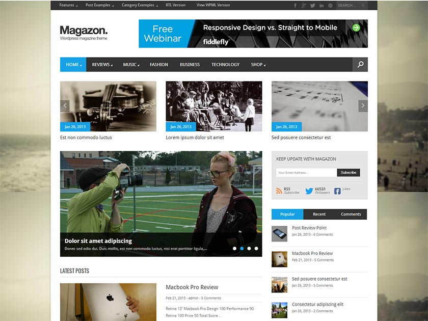 magazon-premium-wordpress-magazine-theme