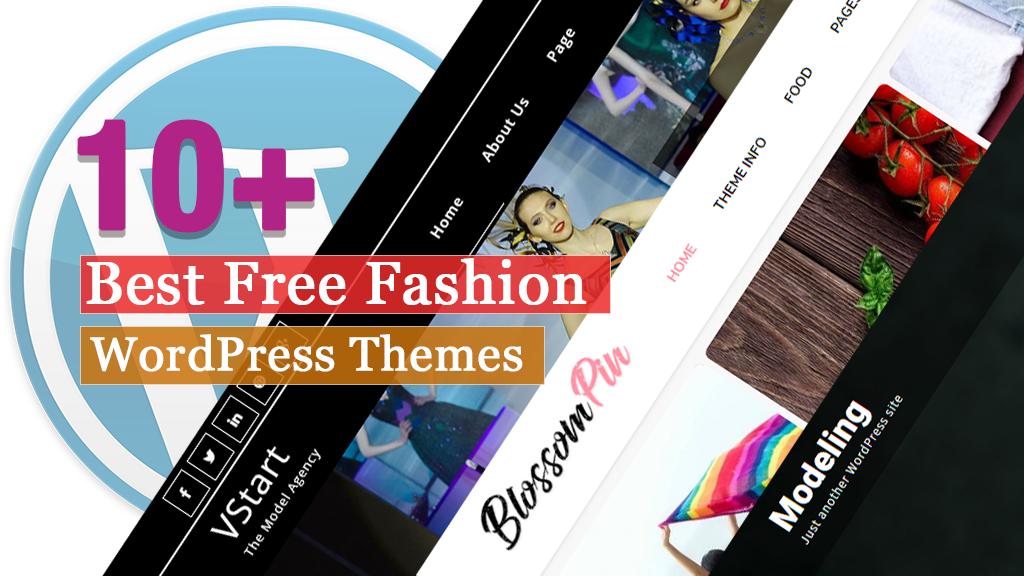Best Free Fashion WordPress Themes