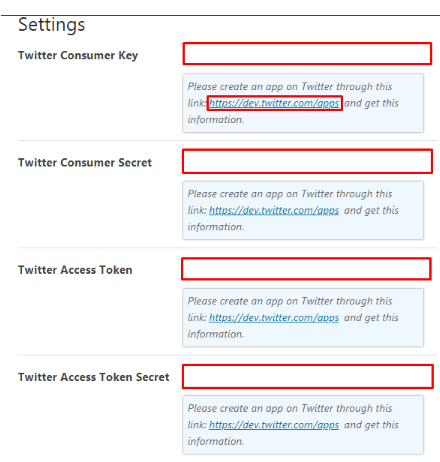 Integrate Twitter feeds on WP website.
