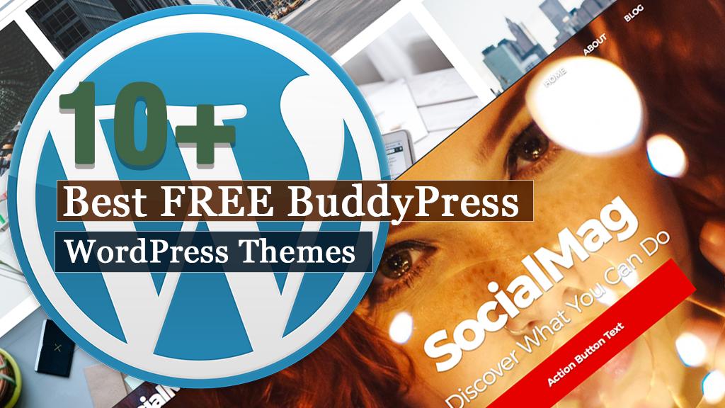 Best Free BuddyPress WordPress Themes and Templates