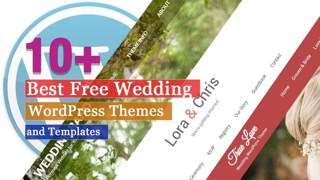 Best Free Wedding WordPress Themes