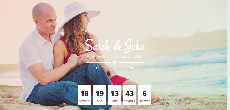 Perect Couple - Best Premium Wedding WordPress Theme