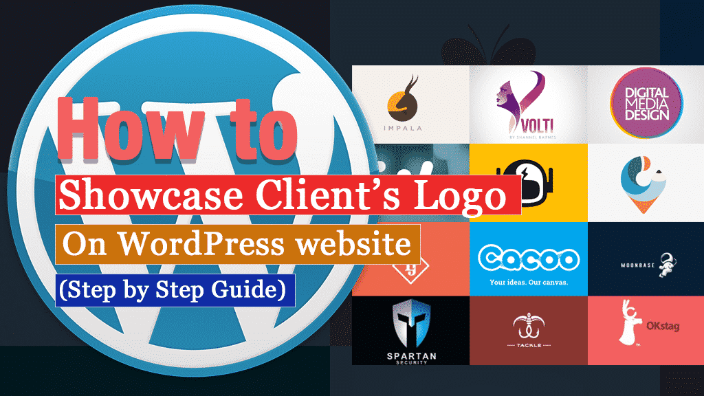 How to showcase clients logo on WordPress website? (Step by Step Guide)