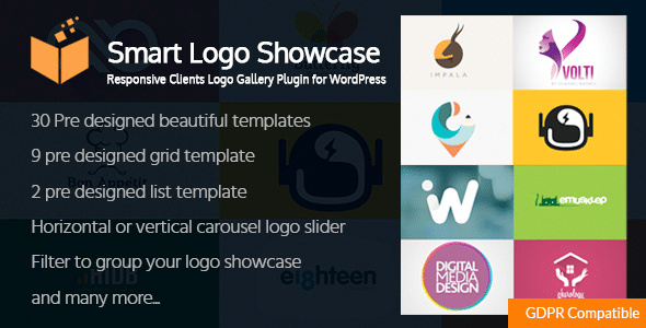 Best WordPress Clients Logo Gallery Plugins: Smart Logo Showcase