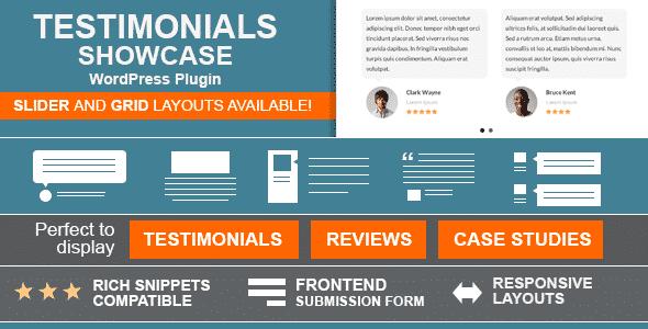 Best WordPress Testimonial Plugin: Testimonials Showcase