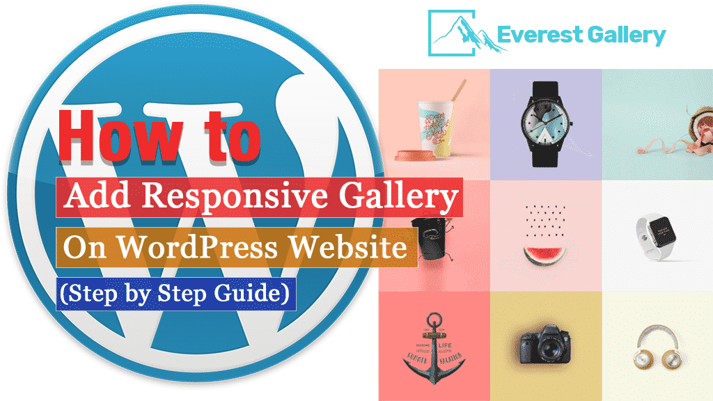 How to Add Responsive Image Gallery on WordPress Website? (Step by Step Guide)