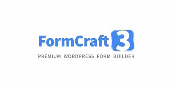 Best WordPress Form Builder Plugin: FormCraft