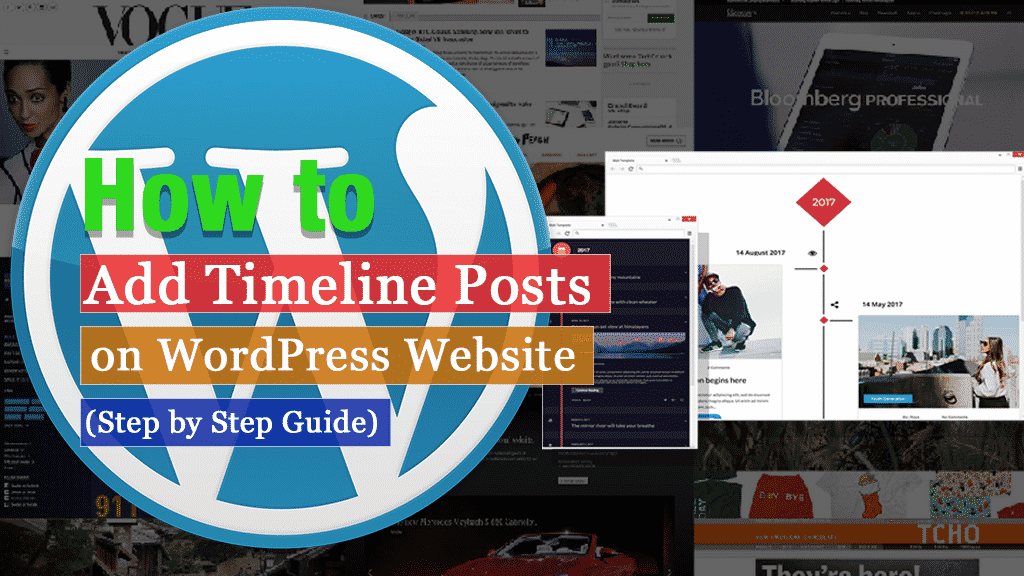 How to Add Timeline Posts on WordPress Website? (Step by Step Guide)