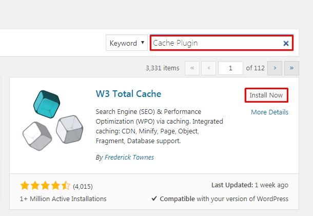 Fix WordPress website not updating right away.
