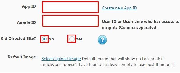 Add Facebook Like Button in WordPress.