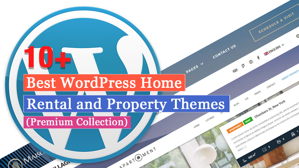Best WordPress Home Rental and Property Themes