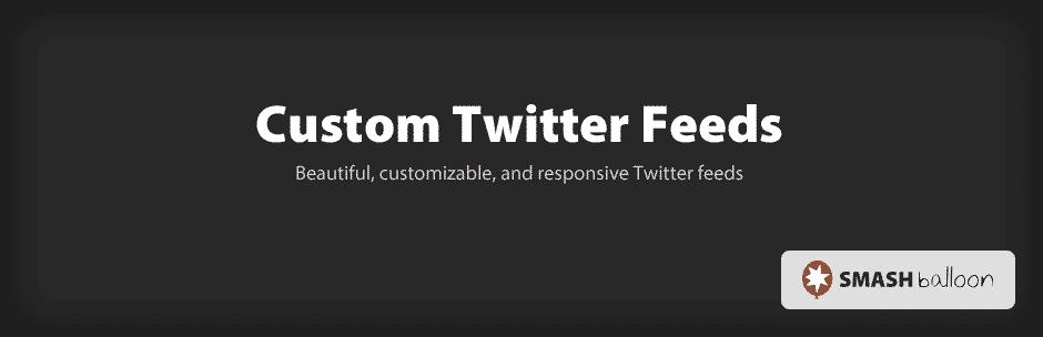 Best Free WordPress Twitter Feed Plugins: Custom Twitter Feeds