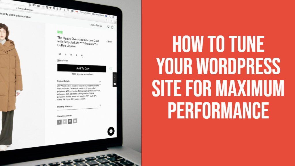 how to tune your wordpress website for maximum performance