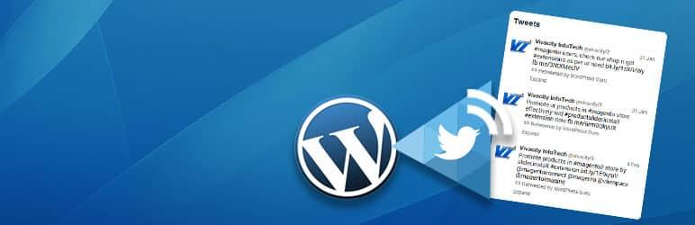 Best Free WordPress Twitter Feed Plugins: WP Twitter Feeds