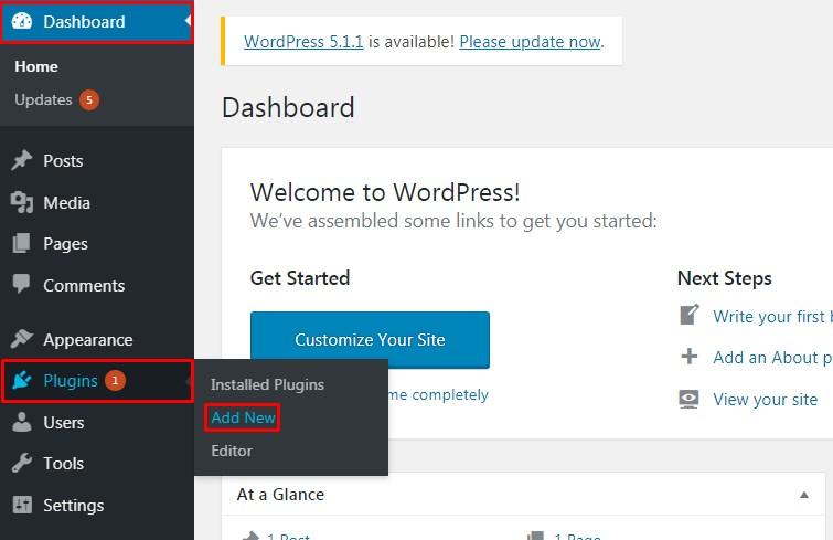 Change WordPress Username.