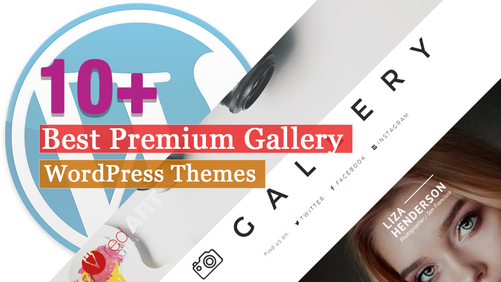 10+ Best Premium Gallery WordPress Themes