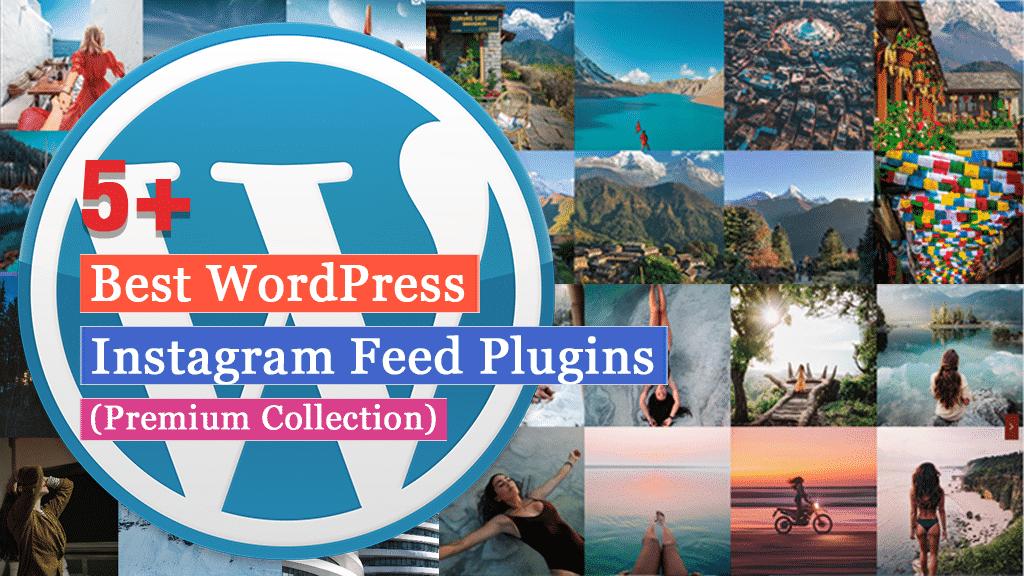 Best WordPress Instagram Feed Plugins