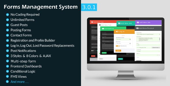 Forms Management System