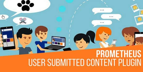 Prometheus User Submitted Content