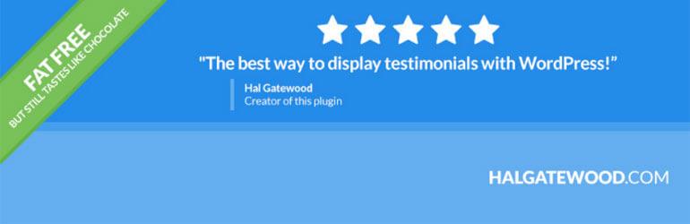Testimonial Rotator - Best Free WordPress Testimonial Plugin