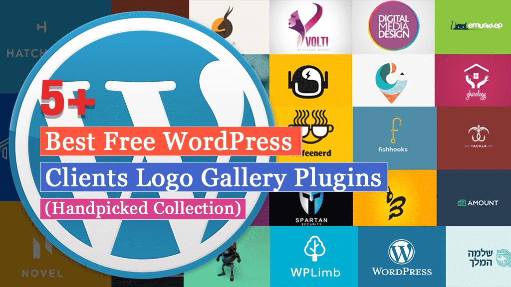 Free WordPress Clients Logo Gallery Plugins