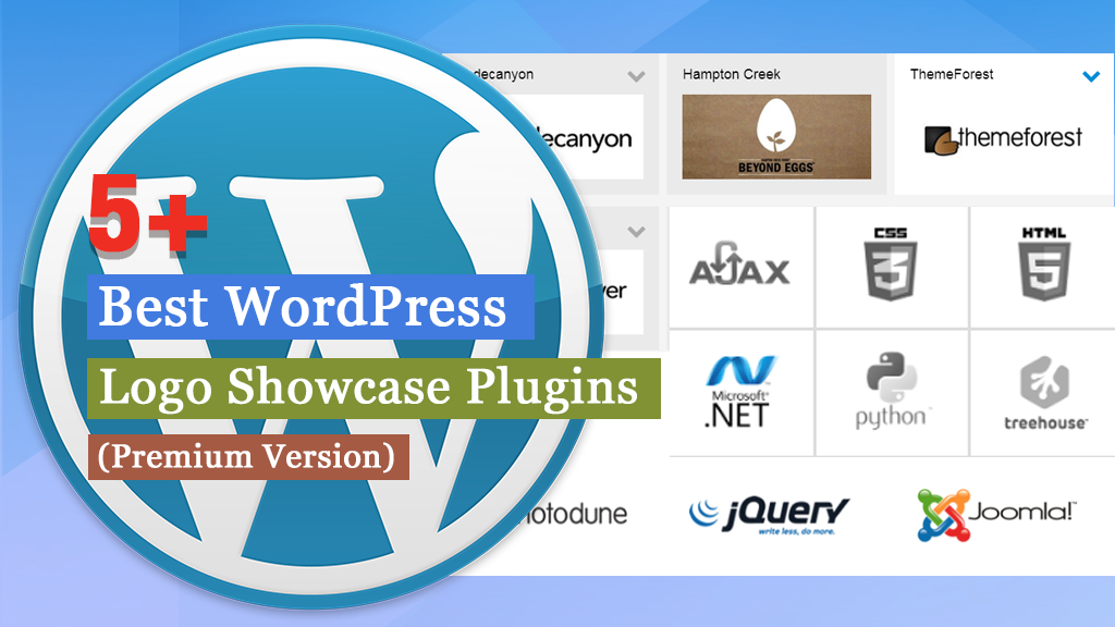 5+ Best WordPress Logo Showcase Plugins