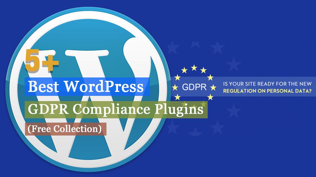 Free WordPress GDPR Compliance Plugins