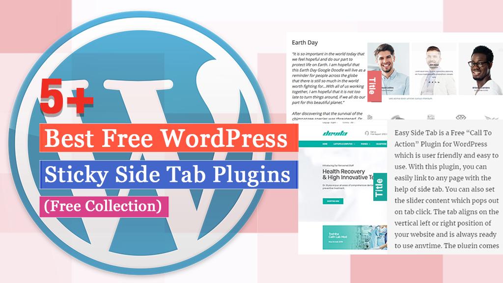 Best Free WordPress Sticky Side Tab Plugins