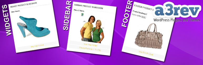 Product Widget Slider for WooCommerce