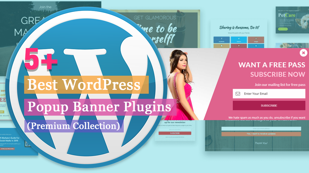 5+ Best WordPress Popup Banner Plugins