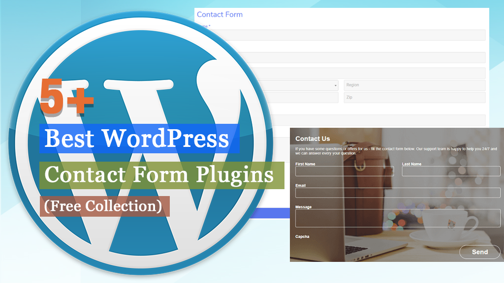Free WordPress Contact Form Plugins
