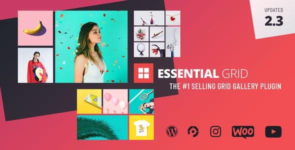 Essential Gird Gallery