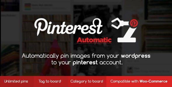Pinterest Automatic