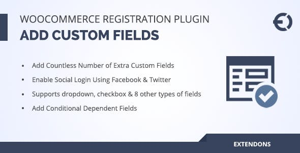 WooCommerce Registration Plugin