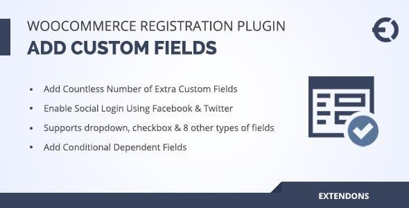 WooCommerce Registration Plugin