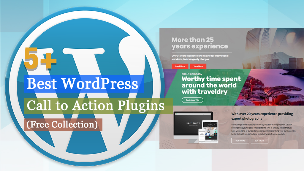 Free WordPress Call to Action Plugins