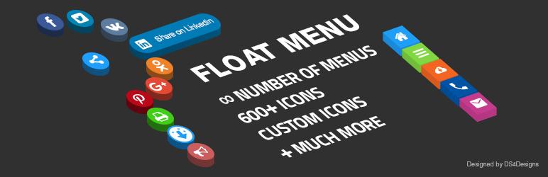 Float Menu – Best Free WordPress Floating Menu Plugin