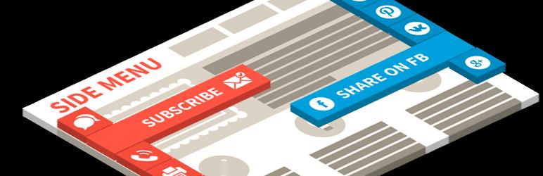 Side Menu – Best Free WordPress Floating Menu Plugin
