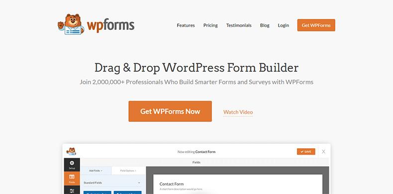WPForms-contact-form-plugin