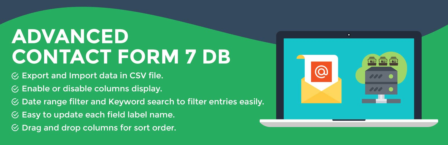 Advanced Contact form 7 DB